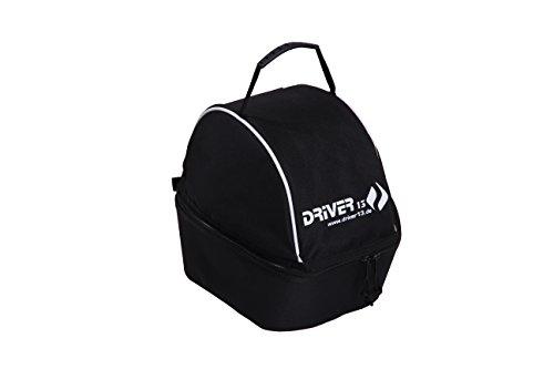 Driver13 Helmtasche schwarz für Skihelm/Fahrradhelm/Reithelm AR-10018 -