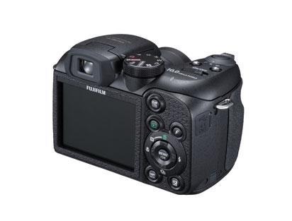 "Fujifilm FinePix S1500 Digitalkamera (10 Megapixel, 12fach opt. Zoom, 2.7"" Display, Bildstabilisator) schwarz - 2"