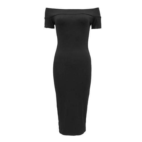 XpoZed Moda -  Vestito  - Donna Nero