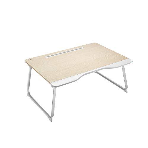 LJHA Computertisch, Kleiner Tisch, Faltbarer Tisch, Lazy Bay Window, Schreibtisch Für Kinder Tabelle (Color : A) -