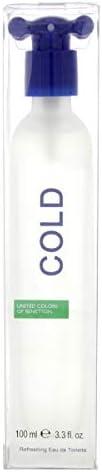 United Colors Of Benettone Cold for Men Eau de Toilette 100ml