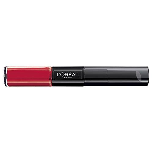 Barra de Labios Color Infalible 24h 506 Red Infaillible de L'Oréal Paris