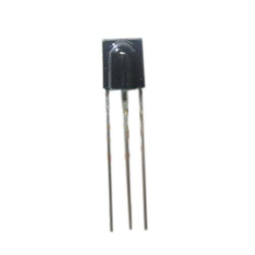Ben-gi 10 PC-Empfang Entfernung 15M Infrarot-VS838 IR-Empfänger-Module 30268 (10 Pc Ben)