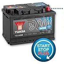 Yuasa YBX9115 AGM Start Stop Plus 80Ah