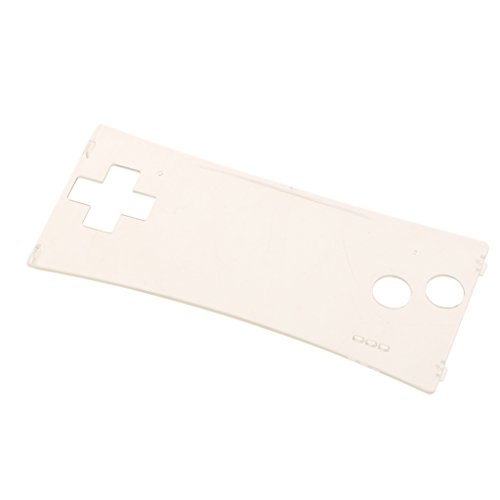 MagiDeal Replacement Front Shell Faceplate Case Part For Nintendo Gameboy Micro GBM