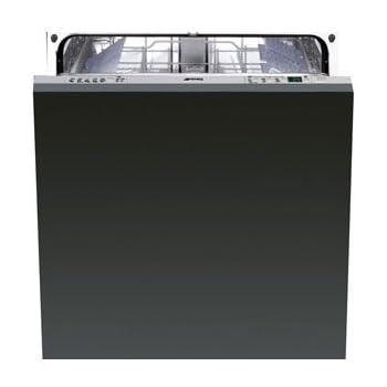 Smeg STA6443-3 Entièrement intégré 13places A+++ lave-vaisselle - Lave-vaisselles (Entièrement intégré, Acier inoxydable, 13 places, 43 dB, A, 175 min)