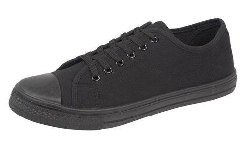 Saute Styles , Chaussures de sport femme All Black