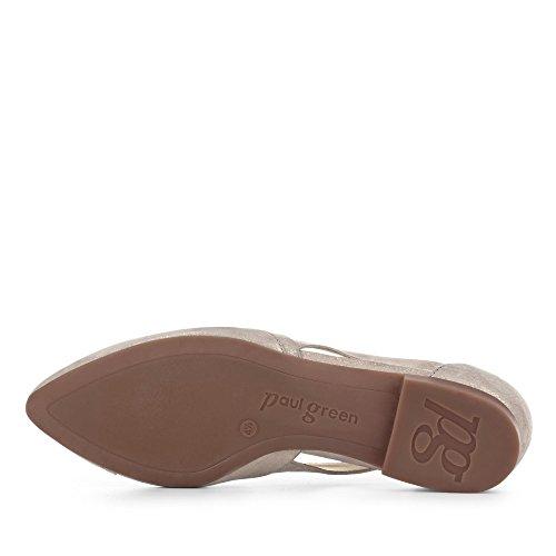 Paul Green Damen SZ Met. Cachemire Sneaker Mehrfarbig (Met.Cachemire 2)