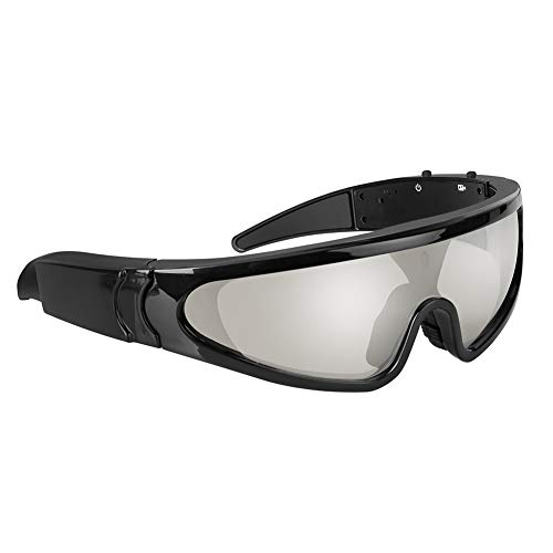 OOLIFENG 1080P HD Spy Brille, Versteckter Kamera, Mini Kamera Brille, DVR Video Recorder DV Camcorder Für Draußen