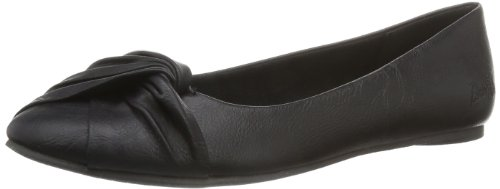 Blowfish Naina, Women Ballet Flats, Black (Black), 5 UK (38 EU)