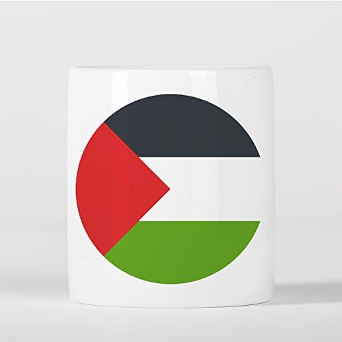 Preisvergleich Produktbild State of Palestine Palestinian Flag    Spardose