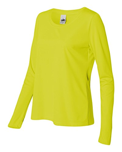 Allsport Medical - T-shirt - Femme SP SAFETY YELLOW