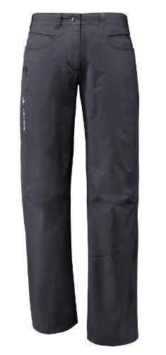 VAUDE, Pantaloni Donna Grigio (Basalt)