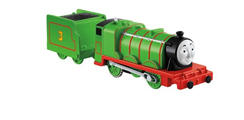 Fisher-Price - Thomas & seine Freunde - TrackMaster - Henry, Lokomotive [UK Import]