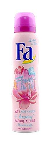 Fa Flower me up Magnolia Flirt, Deodorant Spray,150ml