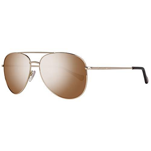 Ted Baker Sonnenbrille Damen Gold
