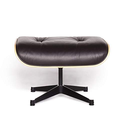 Vitra Eames Lounge Chair Designer Leder Hocker Braun Charles & Ray Eames Stuhl #8908 -