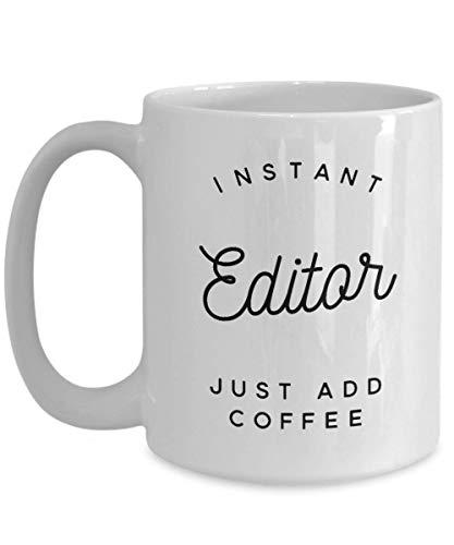 Video-editing-karte (Video Editor Mug Editing Gift Cup Present)
