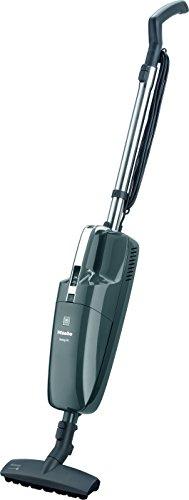 Miele Swing H1 Parquet Special Aspirapolvere, 550 watts, 2.5 litri, 77 decibels, Grigio Grafite