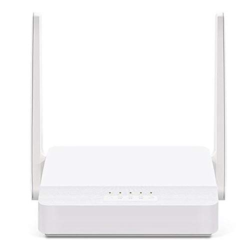 BESTSUGER Home Router, Wireless WiFi Router, 300Mbps Home Cloud App-fähige Breitband Smart Parental Controls Advanced Chip Coverage