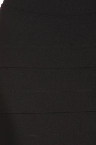 Sakkas Knielanger Stretch Rock (Schwarz, Charcoal oder Braun) Kohlefarben