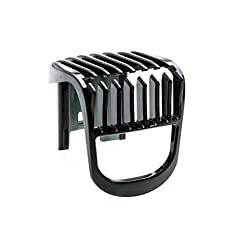 Philips Black Beard Trimmer Attachment Comb For Philips ,Qt4000 Trimmer