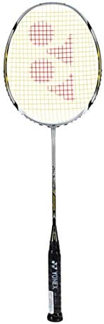 Yonex Arcsaber 7 Professional Badminton Racquet with free Full Cover (Yellow) | Made in Japan