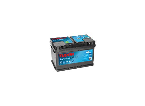 Tudor, batteria Start-Stop EFB Tudor, TL652, 12 V, 65 Ah, 650 A