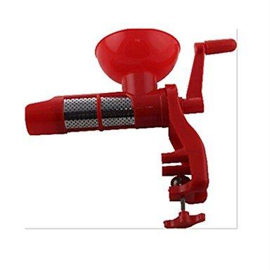 Lllzz manuel Centrifugeuse de tomates, ABS 23 × 13 × 20 cm (9,1 × 5,2 × 20,1 cm)