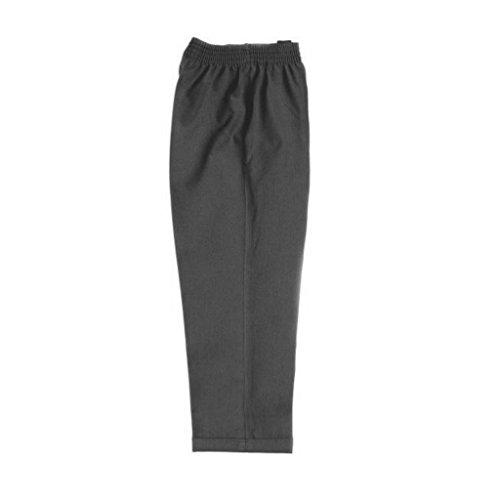 Pantalones infantiles con cintura elástica