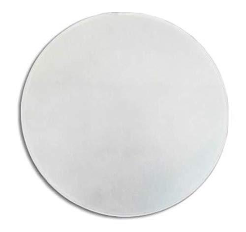 LB Cristal Redondo Curvado Mate de Recambio 30cm 529502