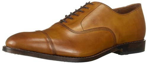 Allen Edmonds Herren Park Avenue, walnuss, 46.5 EU Allen Edmonds Cap Toe Oxfords