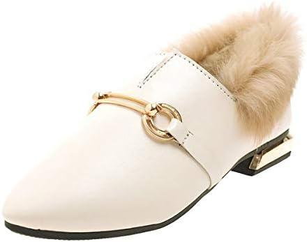 KOKQSX-joker affilato basso tacco spessa tallone tallone tallone in bocca cotone scarpe studente di scarpe. 39 riso bianco B07HDXY888 Parent   Grande Vendita Di Liquidazione    Qualità primaria  585eb3