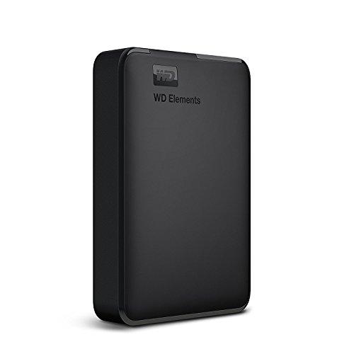 WD Elements Portable, externe Festplatte - 1,5 TB - USB 3.0 - WDBU6Y0015BBK-WESN