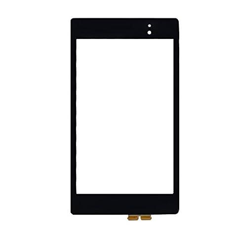 Nouvel Écran Tactile Numérique Panneau de Lentille en Verre pour Asus Google Nexus 7 FHD 2nd 2013 K008 ME571K
