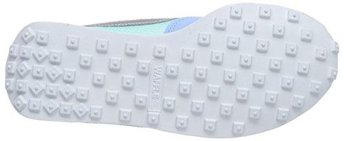 Nike Elite Mädchen Sneakers Türkis (Artsn Tl/Mtllc Slvr-Lksd-Smmt)