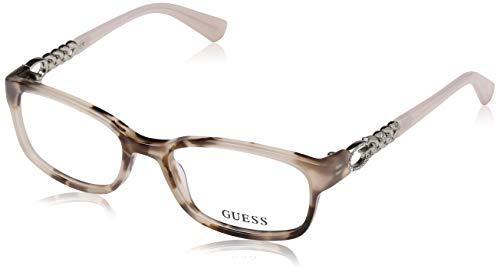 GUEX5 Damen Brillengestelle Brille GU2558 51074, Mehrfarbig, 51