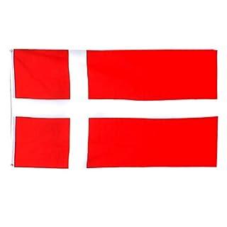 Länder Fahne 90 x 150 cm Abasonic® (Dänemark)
