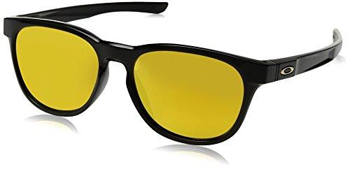 Oakley Herren Stringer 931504 Sonnenbrille, Schwarz (Negro Brillo), 0