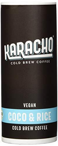 Kaffee Kaltgetränk cold brew coffee | Karacho Coco&Rice | 12 Stück | vegan | bio | natürliches Koffein | nachhaltig | 235ml -