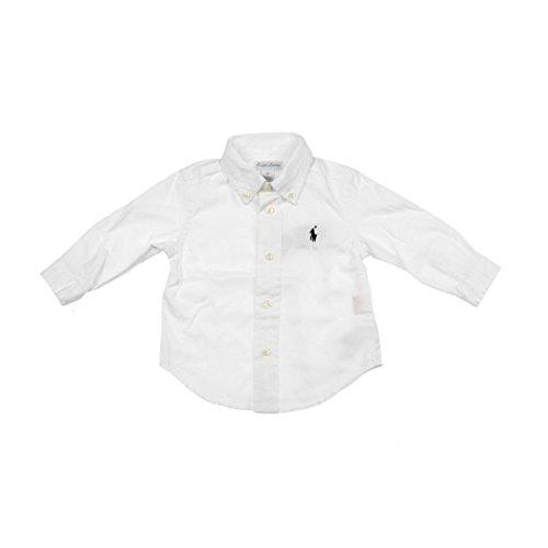 Ralph Lauren Childrenswear Camicia Oxford Blake Bambino Baby Boy Mod. 320600259 24M
