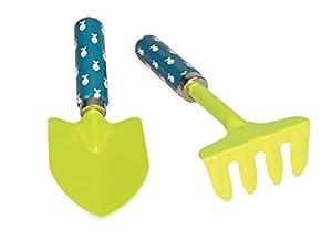 Egmont Toys- Herramientas de Juguete, Color Verde y Azul (E600409)
