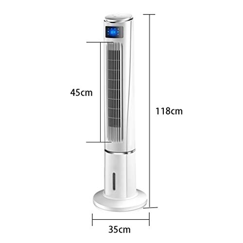 31jCb 6N7IL. SS500  - FHDF Air Conditioning Fan Evaporative Cooling Tower Single Cold Electric Water Home Silent Cooler Remote Control Mobile Fan