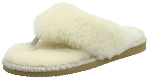 ShepherdPernilla - Pantofole donna Avorio (Créme 05)