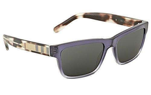 BURBERRY Herren 0Be4225 359987 57 Sonnenbrille, Blau (Blute/Grey),