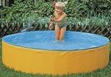 Sport-Thieme Kinder-Planschbecken Moby Dick Becken ø 180 cm