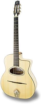 APC JMD200 MPL Guitarra- Jazz Manouche D Hole