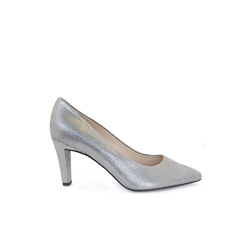 Peter Kaiser Court Shoe Manolo 4 SILVER1