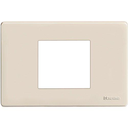 bticino A5440//16 CEE 7//3, Blanco, 250 V, 16 A Toma de Corriente