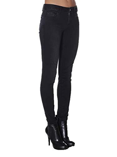 Liu Jo Sport jeans donna B.UP DIVINE regular waist-Black Wash-31 58b9407d313